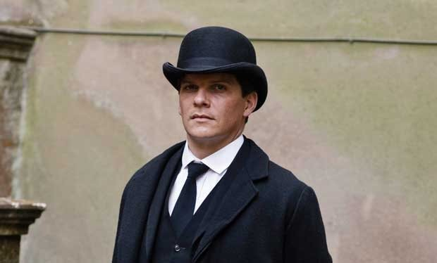 Nigel Harman Talks About His Villainous Role In Downton Abbey