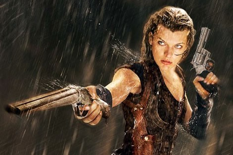 Milla Jovovich To Join James Bond Star For New Year's Eve Thriller