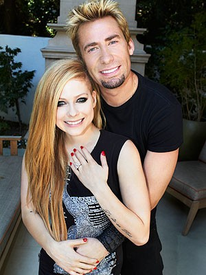 Avril Lavigne Releases Duet With Husband Chad Kroeger