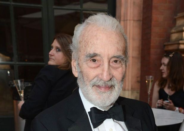 Sir Christopher Lee Is Next To Join The BFI Fellowship