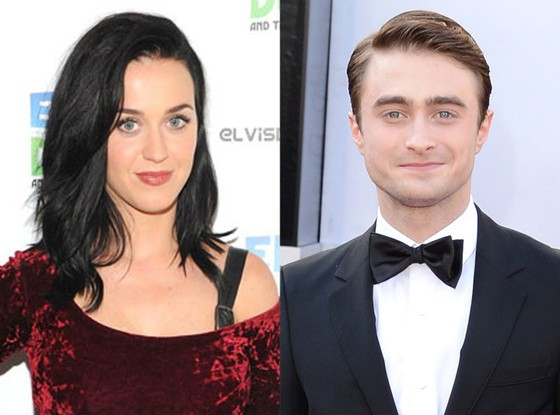 Katy Perry Wants To Party With Potter