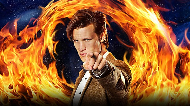 Doctor Who's Matt Smith Wanted For Guest Role on Arrow