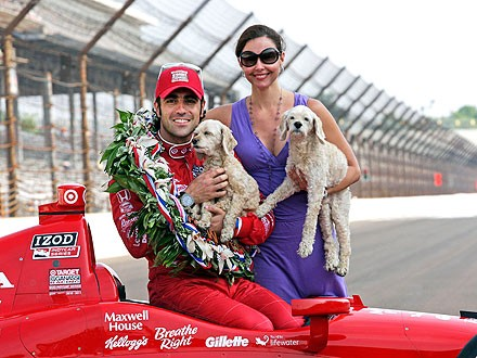 Ashley Judd Races To Dario Franchitti's Side After Car Accident