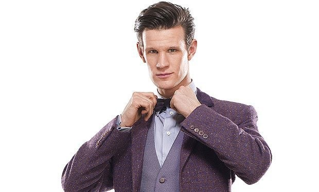 American Psycho Author Approves Of Matt Smith As Patrick Bateman In Musical