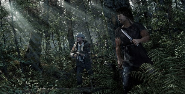 Rambo Video Game Release Date Moved To 2014