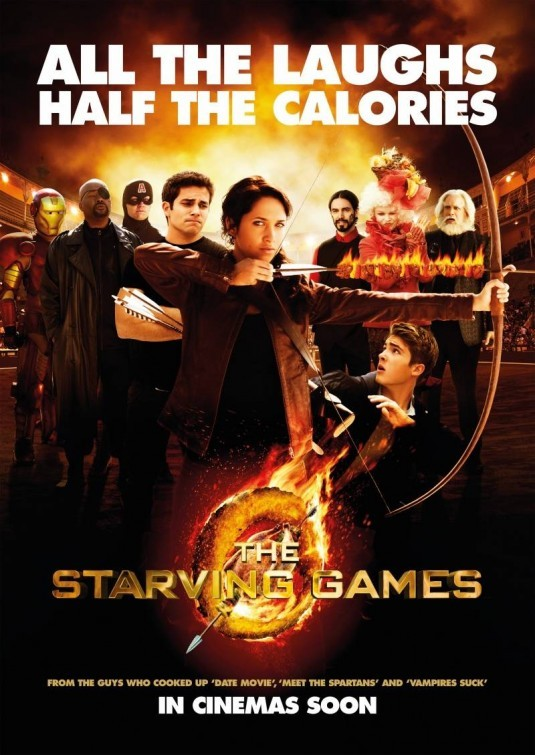 The Duo Behind Scary Movie Bring On The Laughs With The Starving Games
