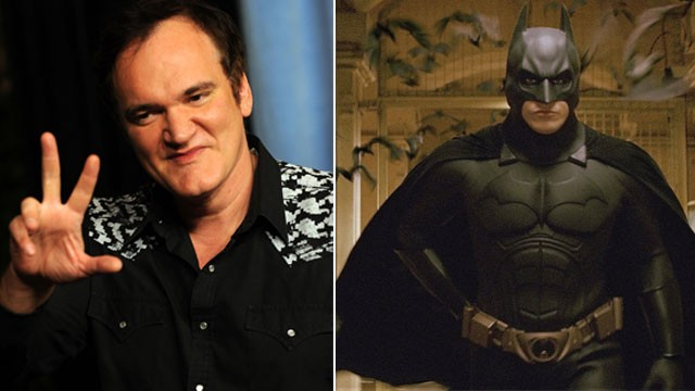 Quentin Tarantino Says Batman Is Not Very Interesting