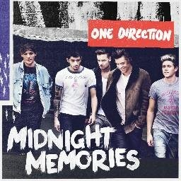One Direction Reveals Second Single And Midnight Memories Cover Art