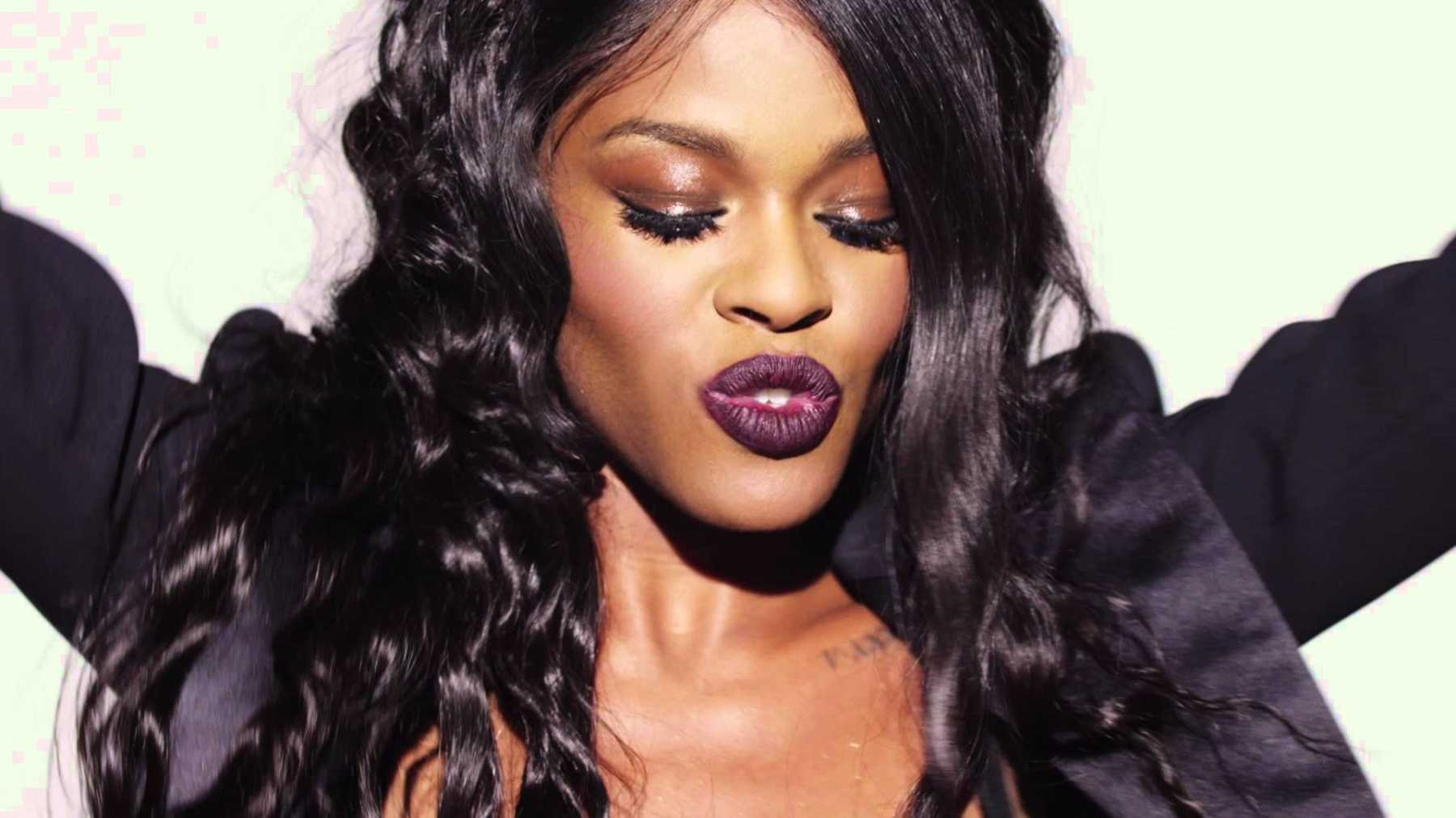 Azealia Banks Puts Her Own Spin on