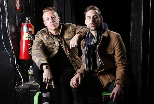 Macklemore And Ryan Lewis Lead American Music Awards Nominees