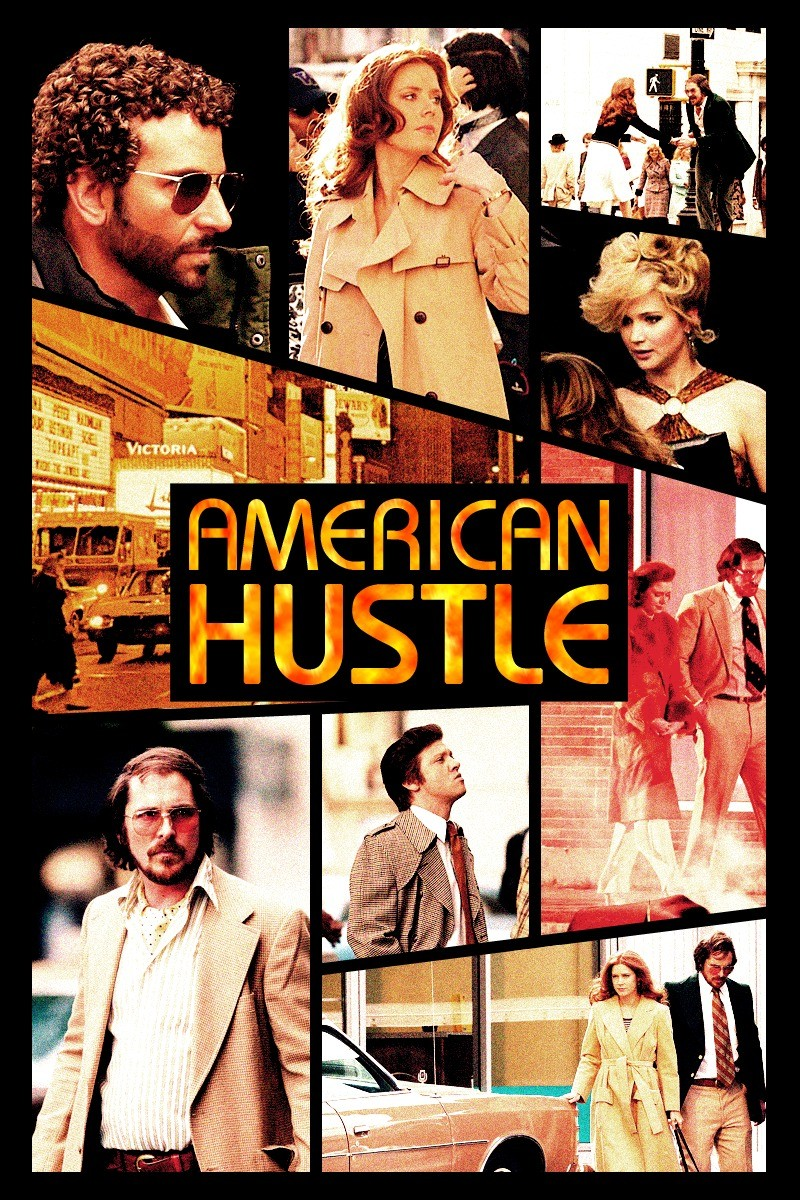 Check Out Bradley Cooper's New Do In Brand New American Hustle Trailer