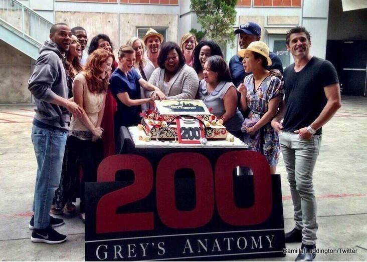 Grey's Anatomy Was