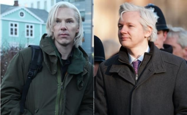 Benedict Cumberbatch Speaks Out About Julian Assange's Letter