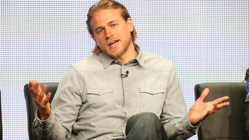 Charlie Hunnam Leaves Fifty Shades Of Grey