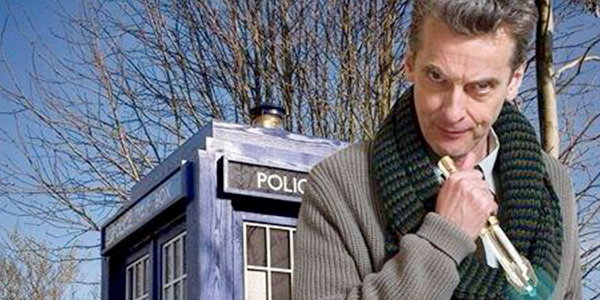 Peter Capaldi Is Searching For His Doctor Look According To Steve Moffat