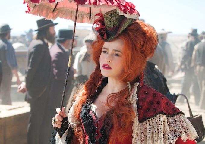 Helena Bonham Carter Compares Critic's Reviews of Lone Ranger to Fight Club