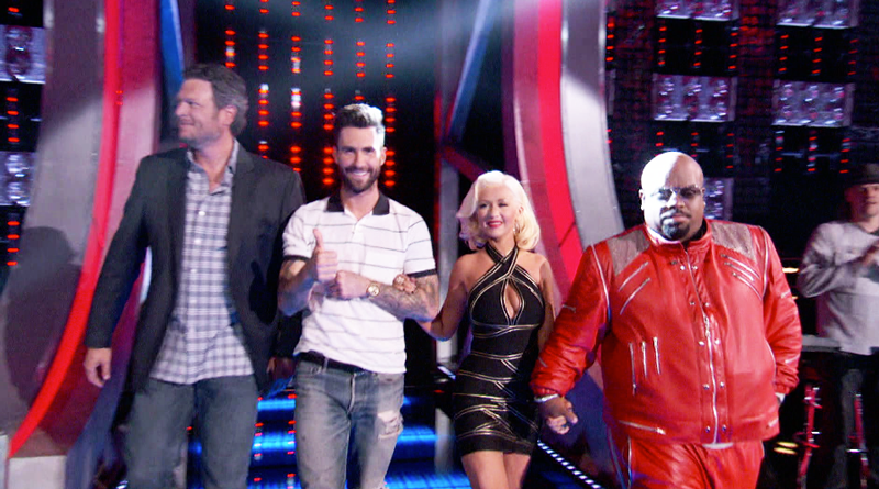 It's A Battle Royale As The Battle Rounds Start On This Week's The Voice