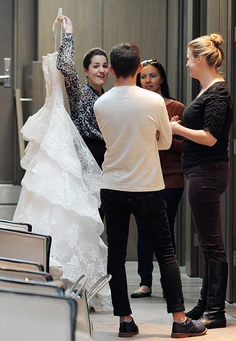 Wedding Preparations In Full Swing For Naya Rivera