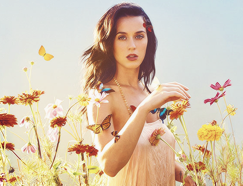 Katy Perry Treats Fans To A Prism Preview