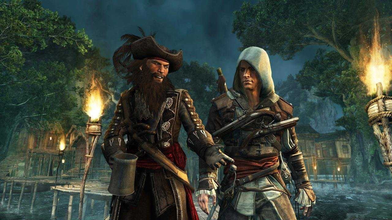Assassin's Creed 4 Sails Into An Earlier Release Date
