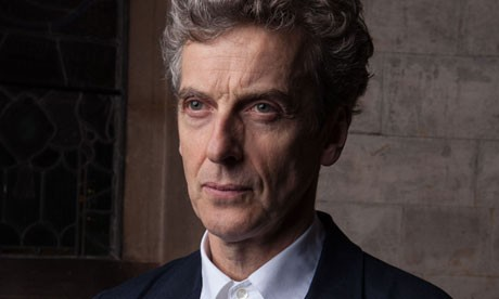 Peter Capaldi And Others Work To