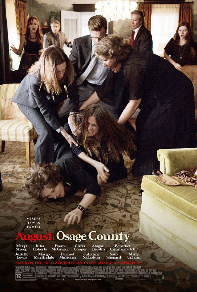 Meryl Streep And Julia Roberts Lead A Star-Studded Cast In August: Osage County