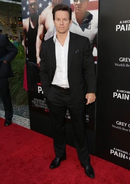 Mark Wahlberg Blames