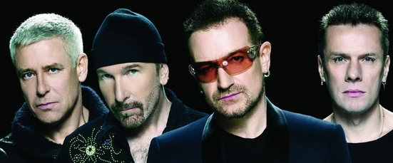 Latest U2 Album To Be Finished In A Matter Of Weeks