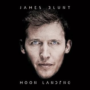 James Blunt Says New Album Has A Romantic Lonely Feel