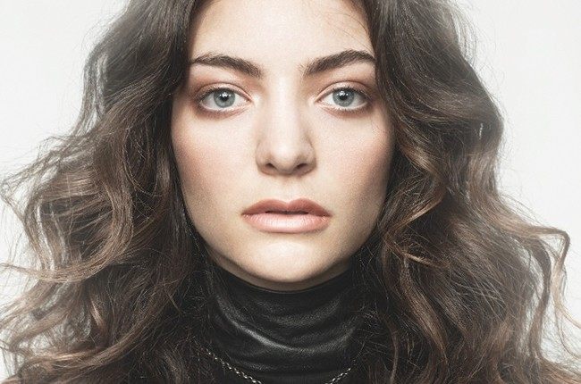 Lorde Sets Sights On Writing For Some Big Name Idols