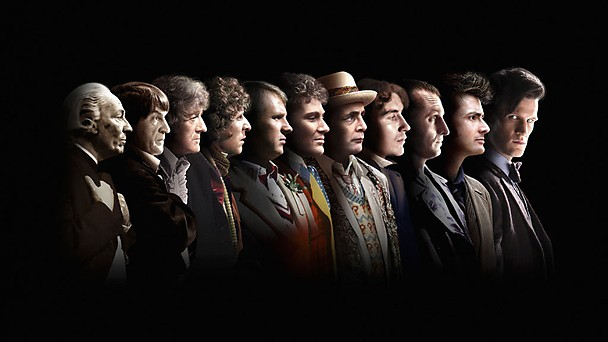BBC One To Begin Doctor Who 50th Anniversary With A Trailer Celebrating Who History