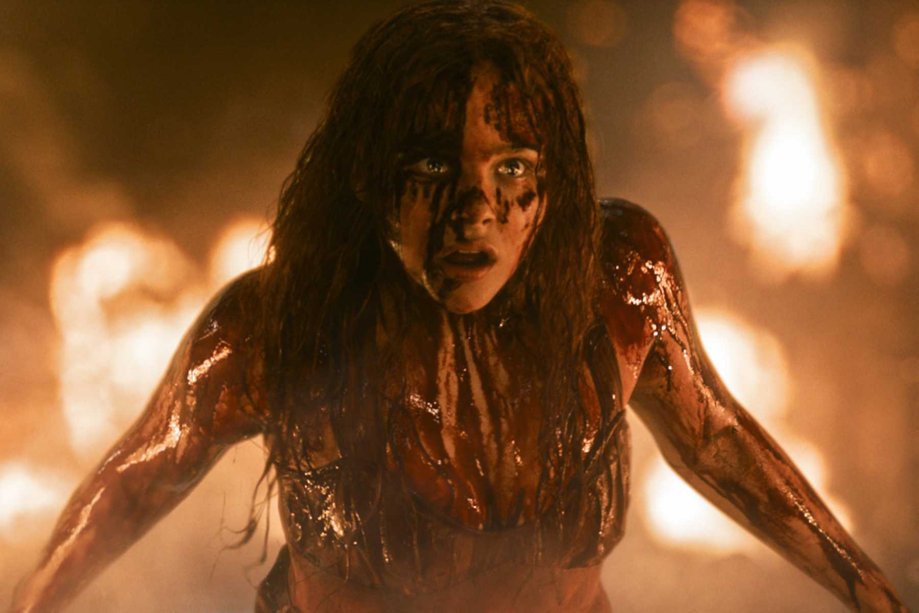 Chloe Grace Moretz And Julianne Moore Bring The Gore In Carrie Remake