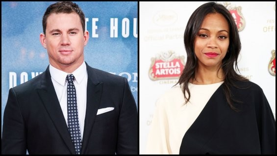 Channing Tatum And Zoe Saldana Join The Cast Of Book Of Life