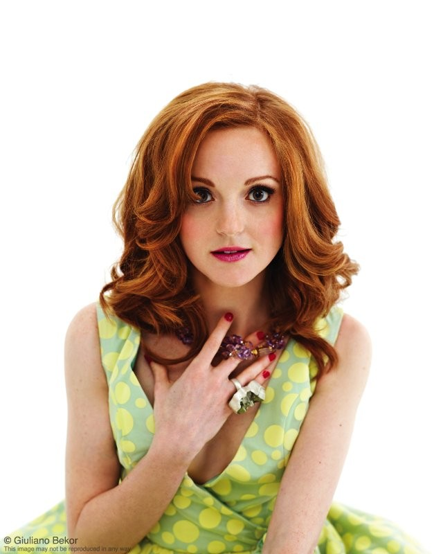 Jayma Mays Confesses That It Was Not Her Choice To Leave Glee