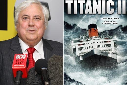 Australian Billionaire To Build Titanic 2 And Remake The Blockbuster Film