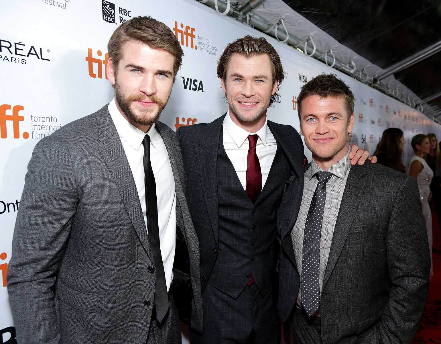 A Real Life Thor And Loki? Chris Hemsworth Opens Up About 'Competitive' Relationship With Brothers Liam And Luke
