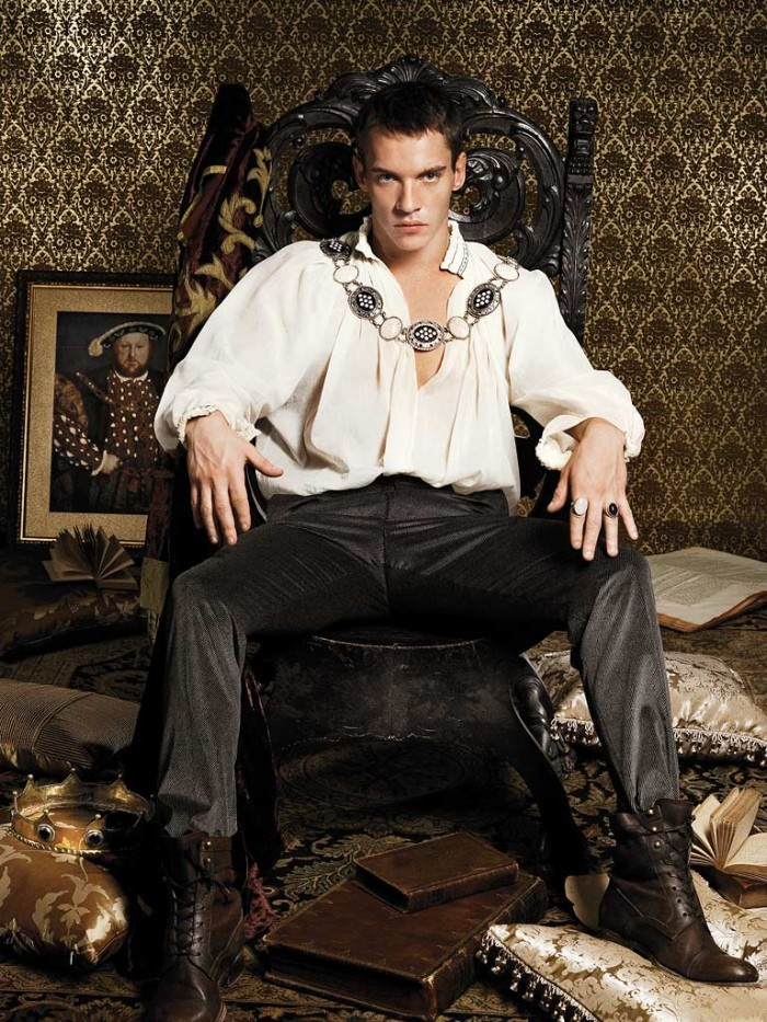 Not So Good To Be The King: Jonathan Rhys Meyers Was Miserable During Tudors Reign