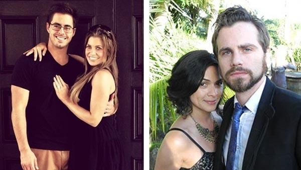 Weekend Of Double Weddings For Former Boy Meets World Cast