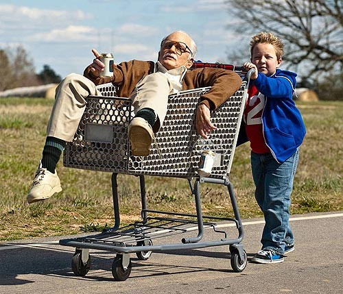 Jackass Presents: Bad Grandpa With New Red Band Trailer