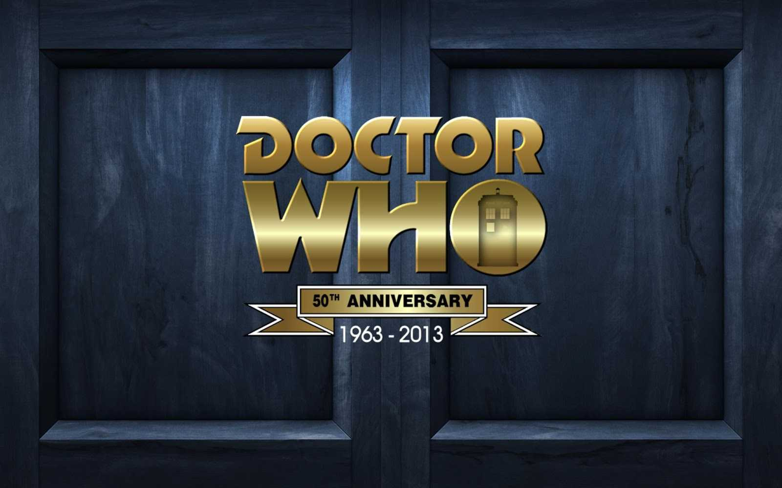 Doctor Who 50th Anniversary Behind The Scenes Photos Released