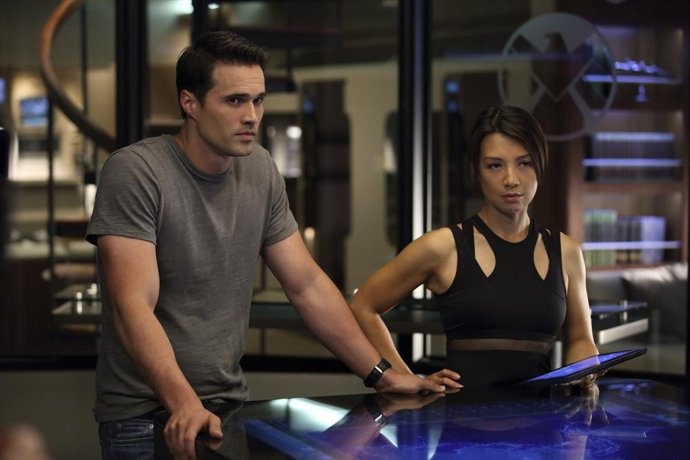 Meet The Girl In The Flower Dress On This Weeks Agents Of S.H.I.E.L.D.