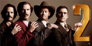 The Channel 4 News Team Assembles In The Latest Anchorman 2 Trailer