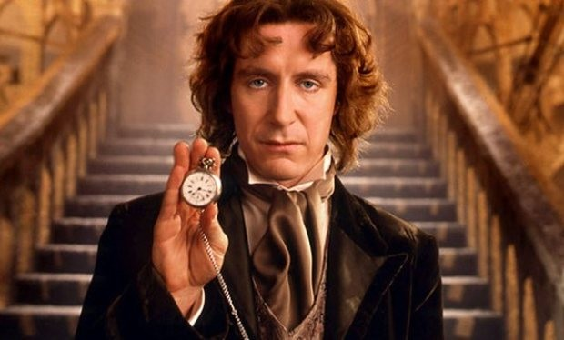 Paul McGann Talks The Return Of The Eighth Doctor For Who Special