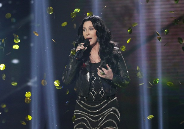 Cher Made Final Album Touches On A Trampoline