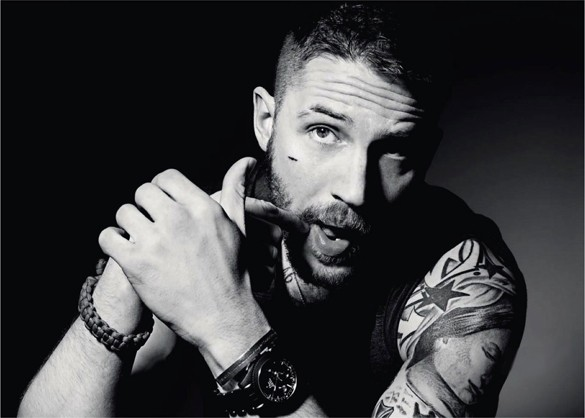 Tom Hardy To Play Sir Elton John In Rocketman