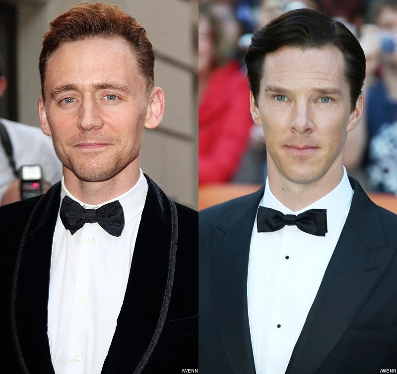 Are Both Benedict Cumberbatch And Tom Hiddleston Vying To Climb