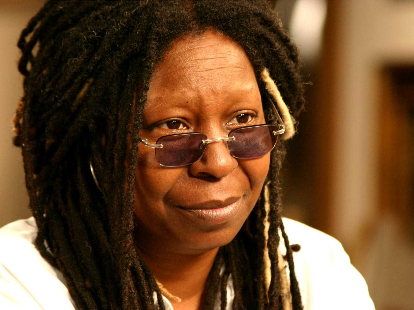 Whoopi To Go Furry for 'Once Upon A Time In Wonderland'