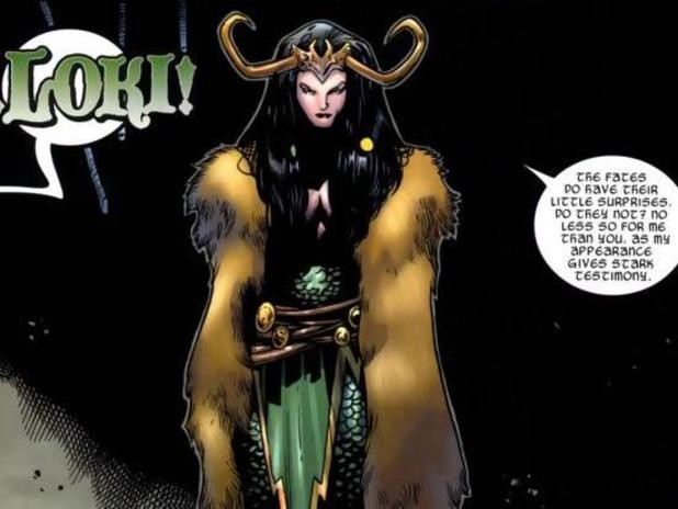 Is Loki To Get A Makeover? Thor's Tom Hiddleston Picks Out Who Should Play Lady Loki
