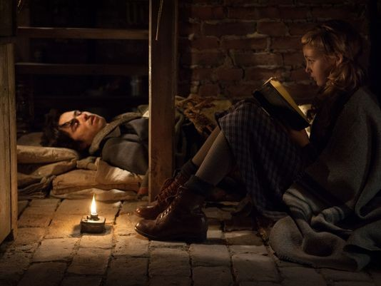 New Trailer For The Book Thief Released