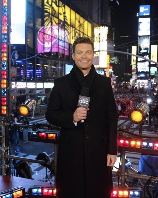 Ryan Seacrest Extends His Association With Dick Clark's New Year's Rockin' Eve